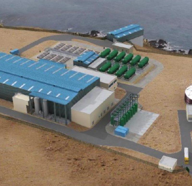 Djibouti Desalination Plant
