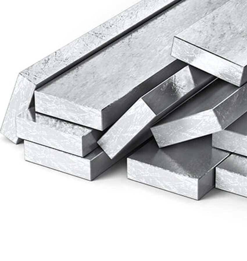 Rolled Flat Iron